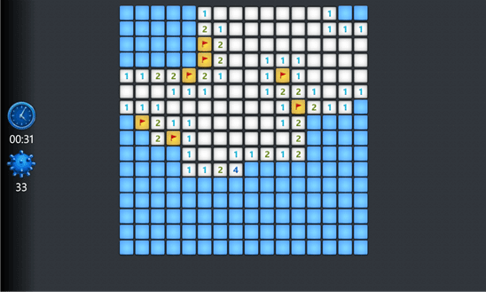 Microsoft Minesweeper para Windows Phone 8