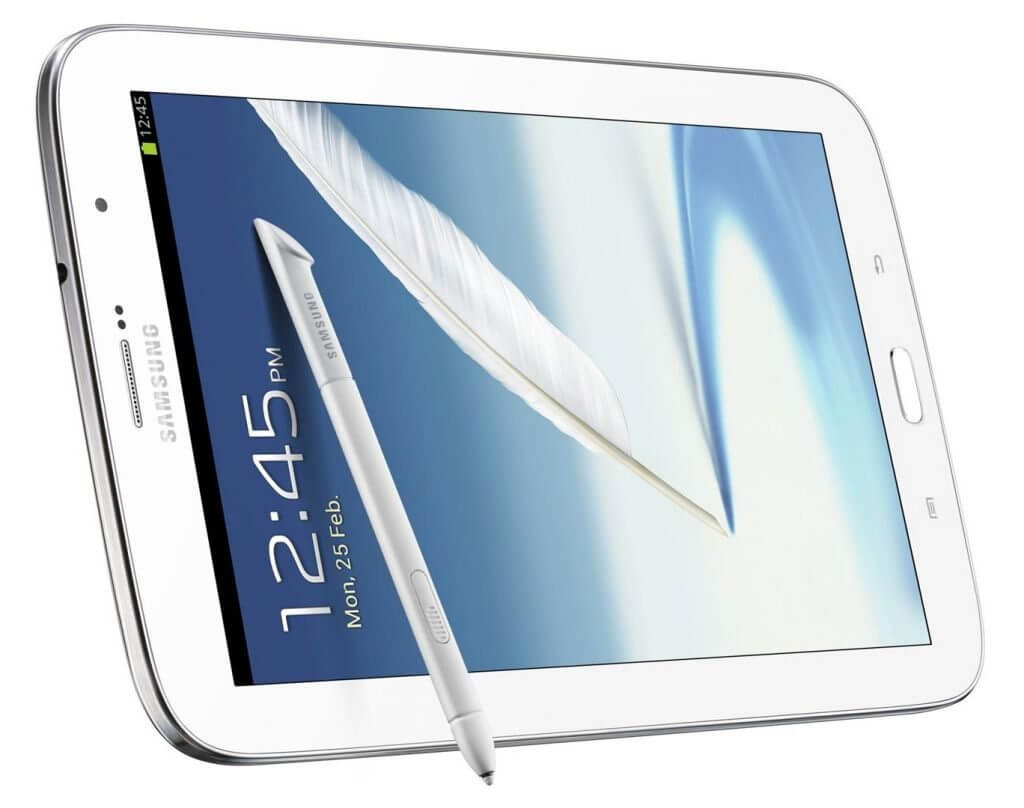 imagem note8 001 - Review: Samsung Galaxy Note 8.0 (GT-N5100)