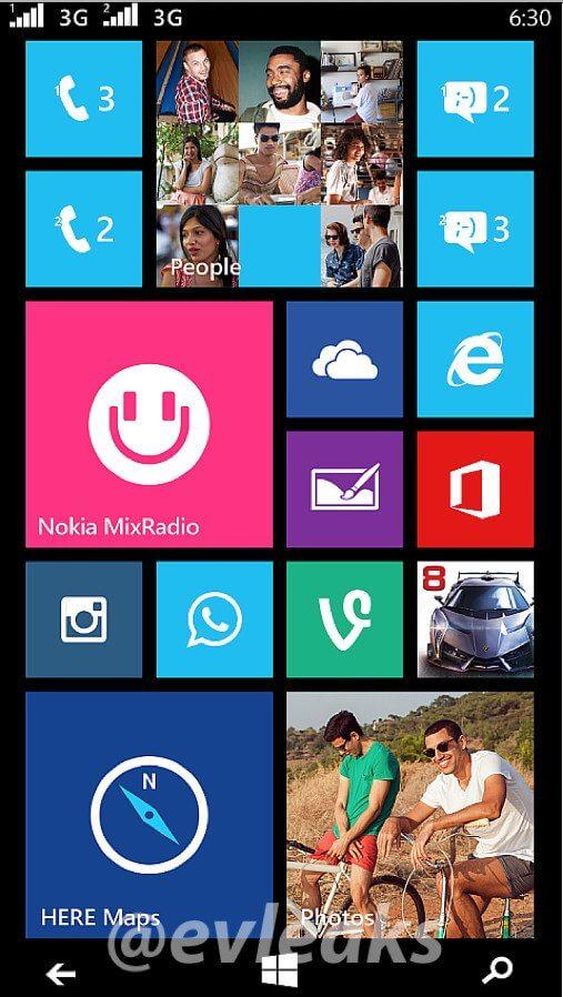 Lumia 630 Moneypenny