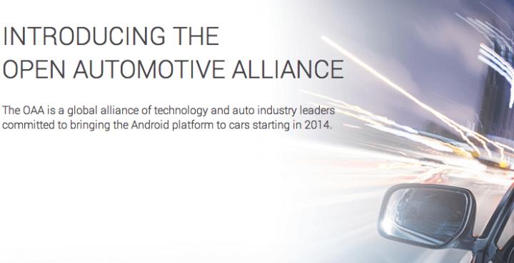 Open automotive alliance