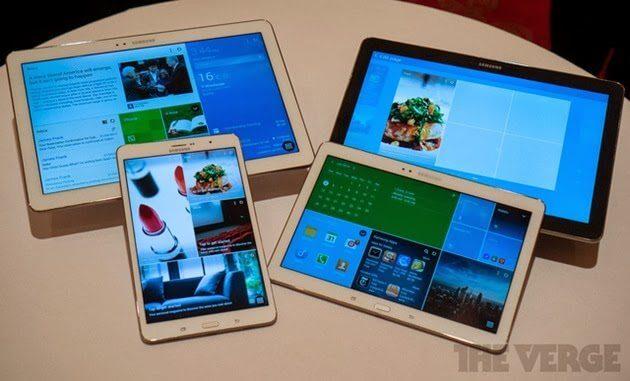 Samsung Galaxy NotePro e TabPro - Samsung anuncia oficialmente o Galaxy NotePro e vários Galaxy TabPro