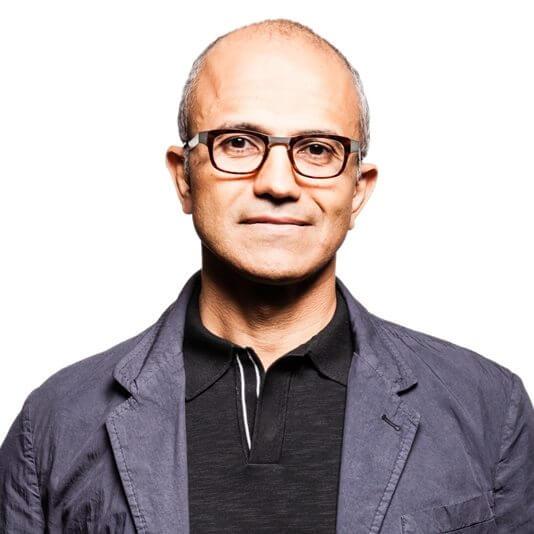 nadella square - Satya Nadella deve ser o novo CEO da Microsoft; Bill Gates deixará presidência do conselho