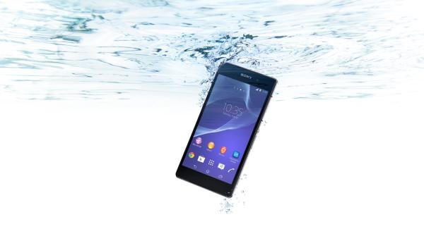 2 Xperia Z2 Water - Sony Xperia Z2 é homologado e deverá chegar em breve às lojas