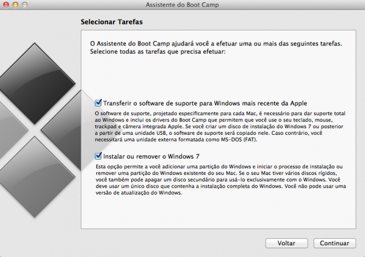 Bootcamp Apple Windows