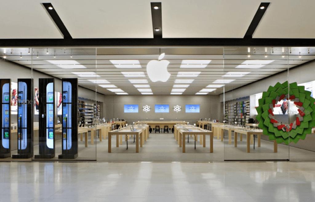 Primeira loja da Apple no BRasil será aberta inaugurada dia 15 / reprodução