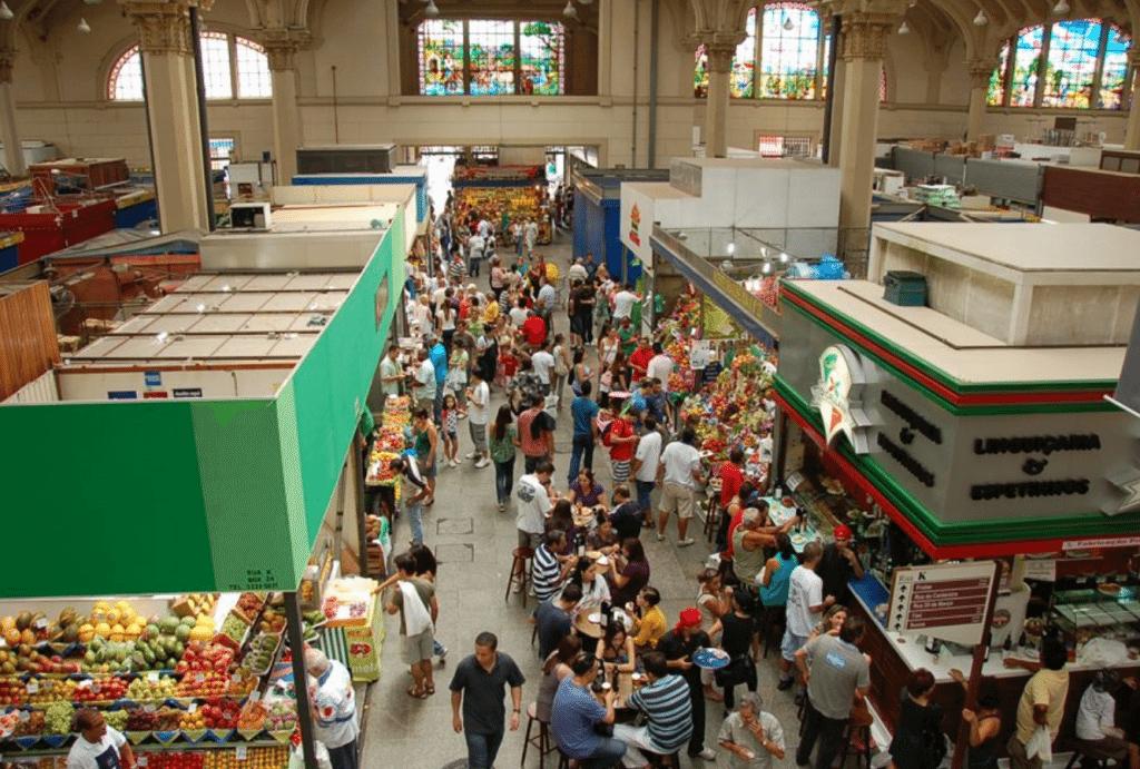 Mercado Municipal de São Paulo agora tem Wi-Fi gratuito / divulgação