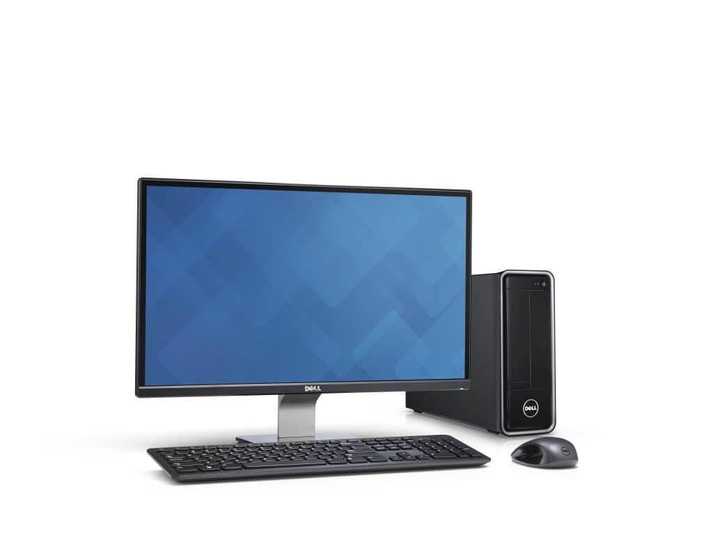Inspiron30001 - Dell lança desktop compacto para uso doméstico