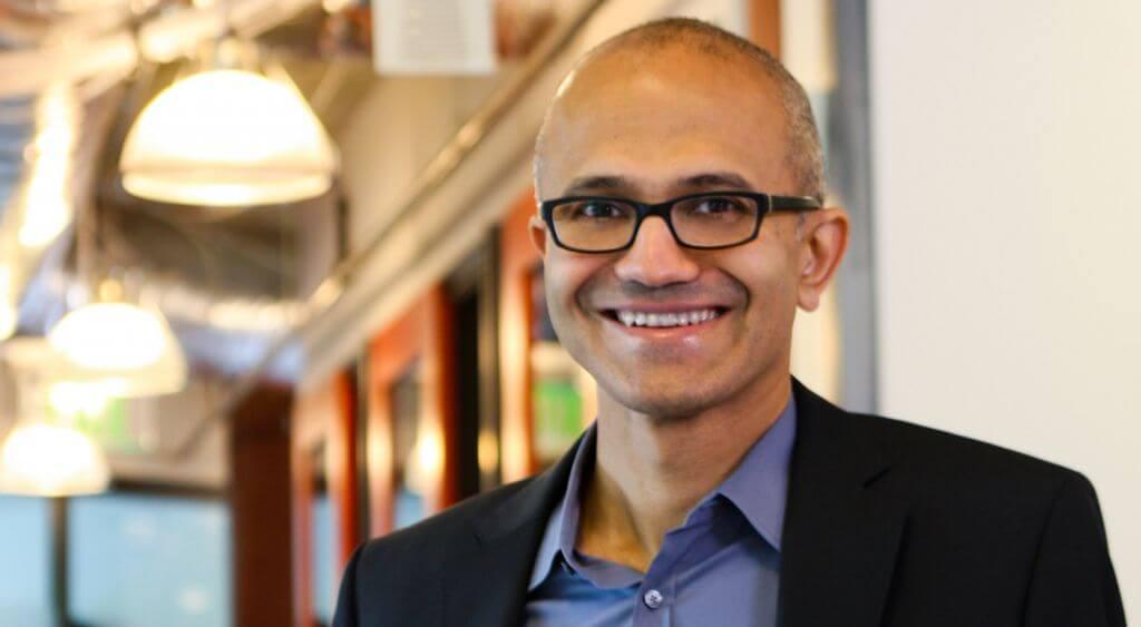 Satya Nadella anuncio corte de 18 mil funcionários na Microsoft