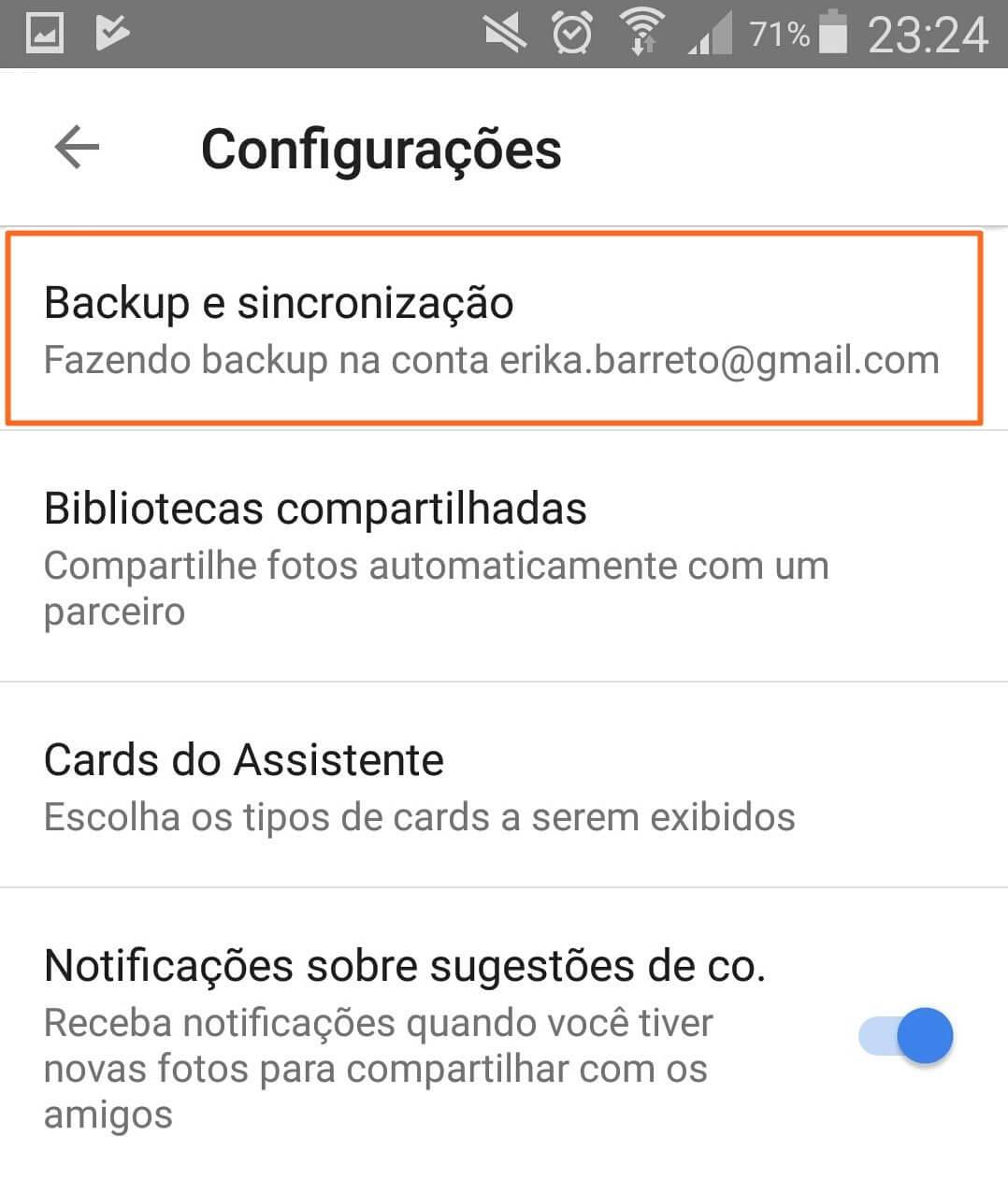 Tutorial: impedindo que o google+ auto backup salve fotos do whatsapp. Após a ativação, a ferramenta google+ fotos auto backup passa a salvar na nuvem todas as fotos do aparelho, incluindo pastas do whatsapp. O resultado é uma bagunça generalizada. Saiba como resolver, neste post.