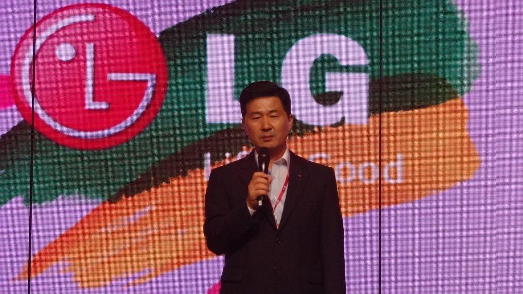 PICT 20140325 102409.JPG - LG apresenta novidades para 2014 em evento que reuniu 360 produtos da marca