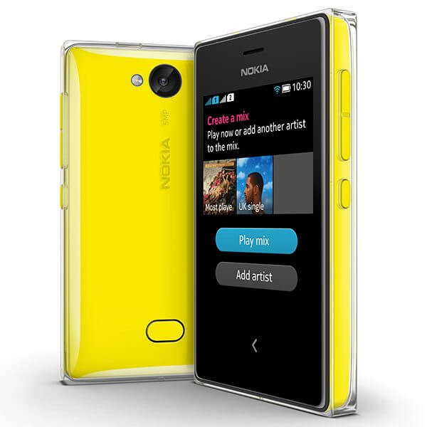 Nokia Asha 503 Mix Radio