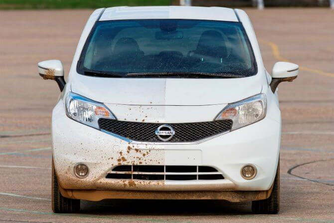Nissan-Self-Cleaning-1 Ultra-Ever Dry