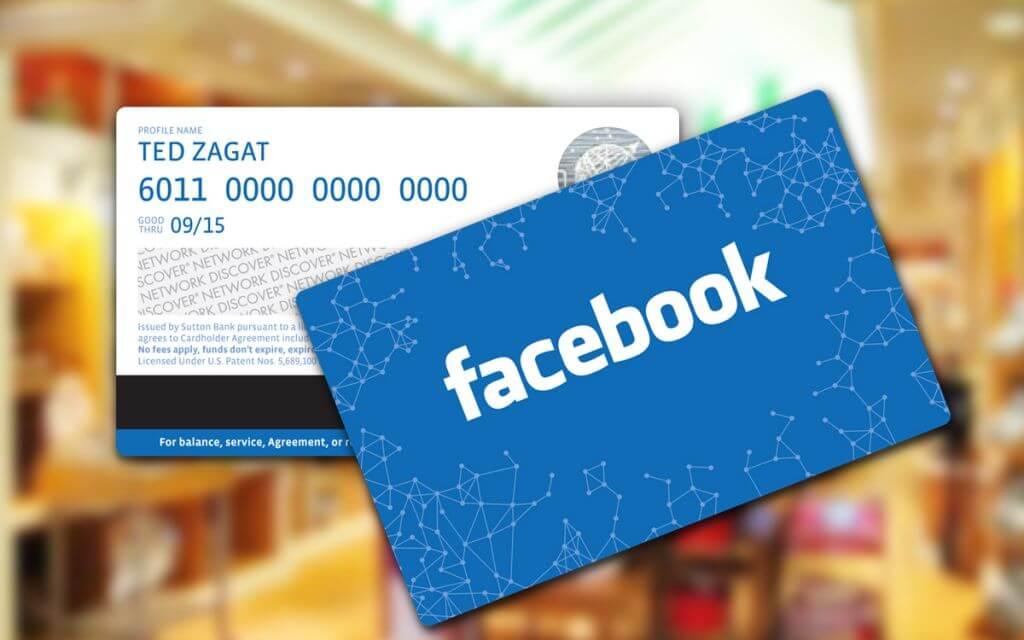 facebook cards - Facebook planeja serviço para pagamentos online