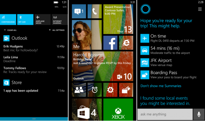 Windows phone 8. 1