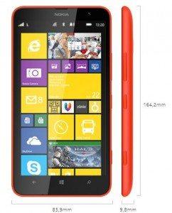 Review Lumia 1320 Showmetech
