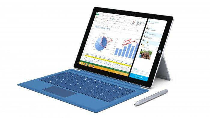surface 1 - Microsoft revela o Surface Pro 3