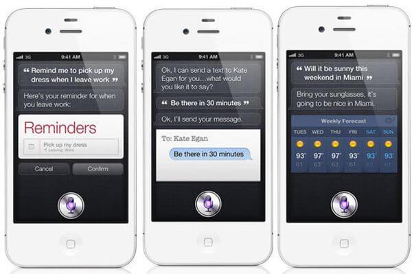 Apple trabalha para disponibilizar Siri em português