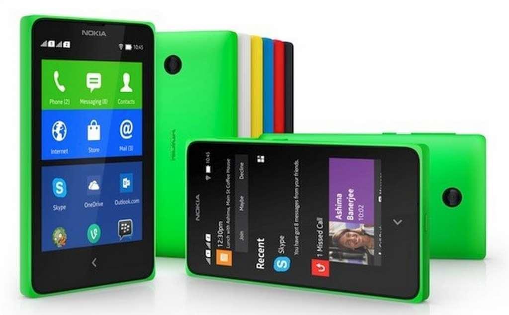 Nokia X2 - Nokia X2 pode ser lançado amanhã