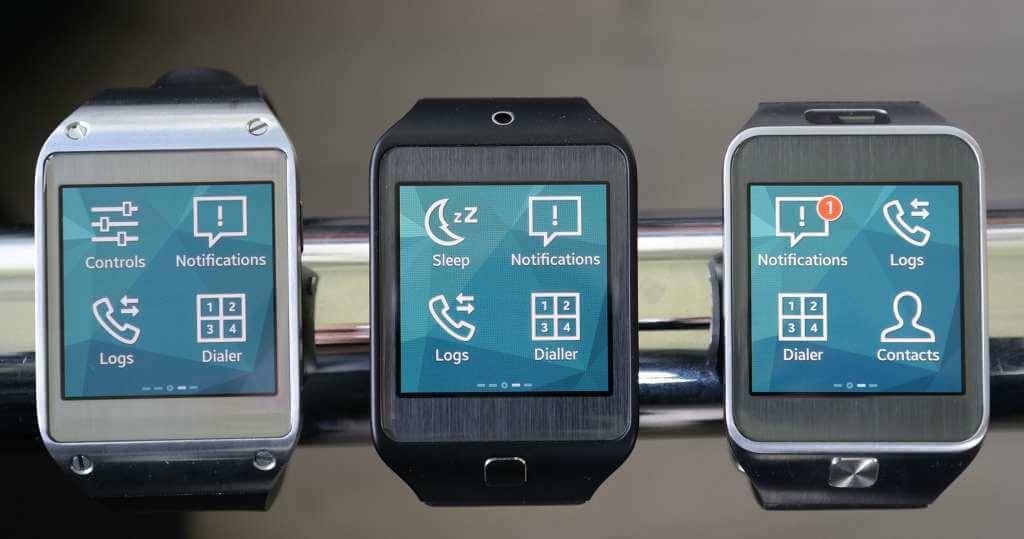 Samsung Galaxy Gear Tizen OS tutorial