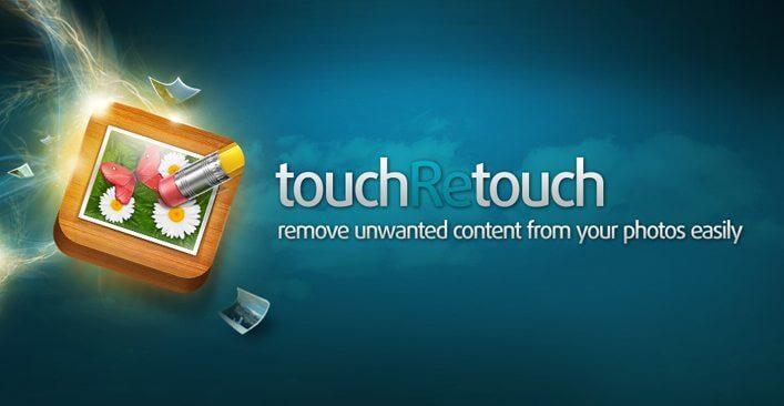 TouchRetouch retoca fotos em 1 clique