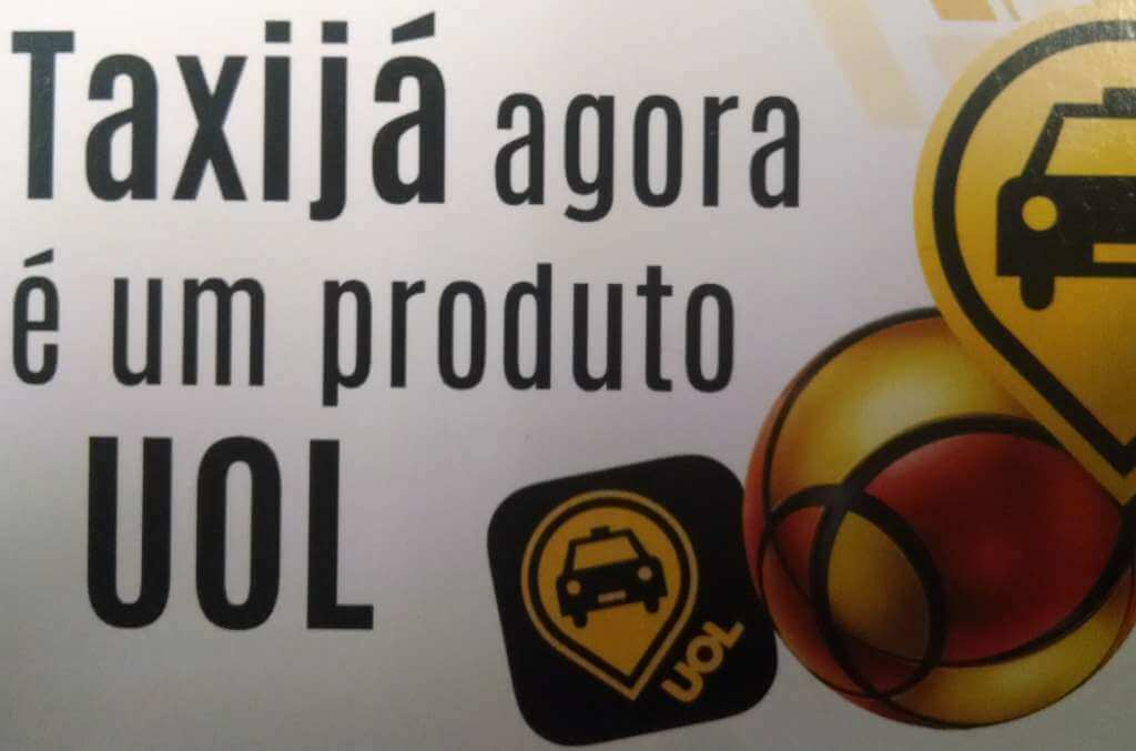 UOL Taxija - Aplicativo Taxijá é comprado pelo UOL