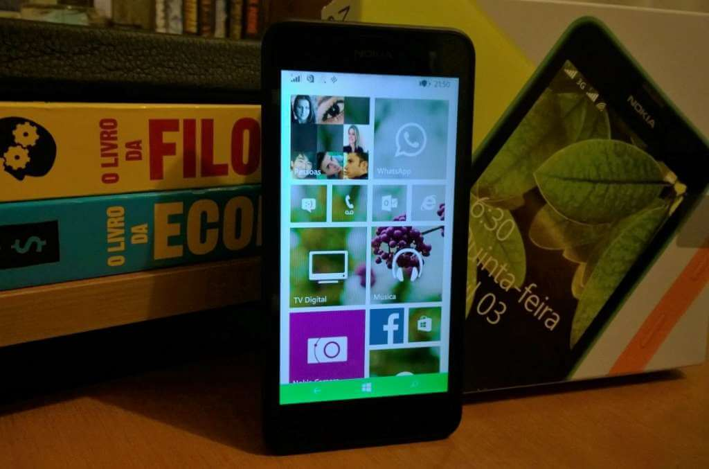 Lumia 630 Review