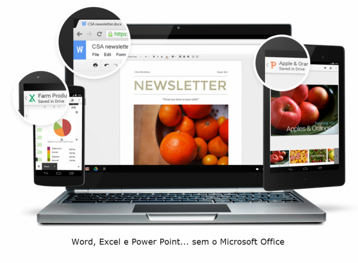 Office editing for docs sheets and slideshows sem microsoft office google docs 2