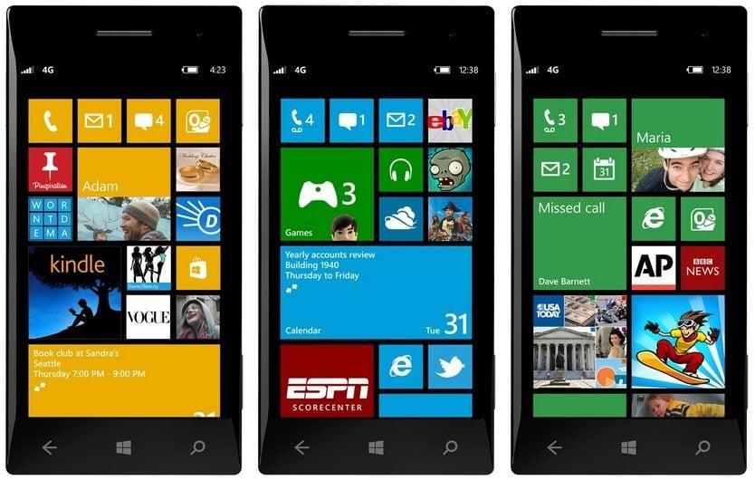 Windows Phone - Microsoft libera atualização para Windows Phone 8.1