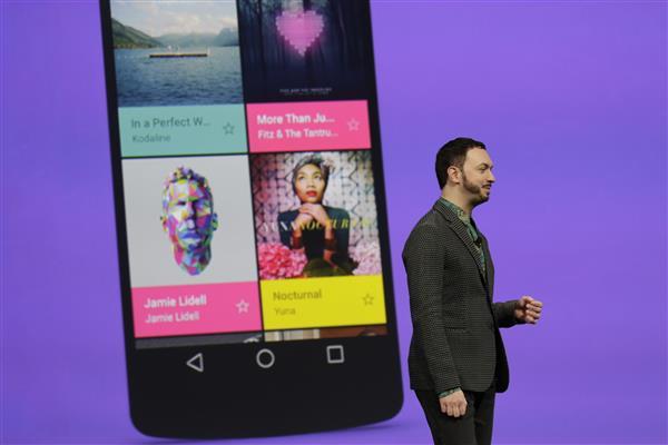 Google Chrome Beta Android L Materia Design