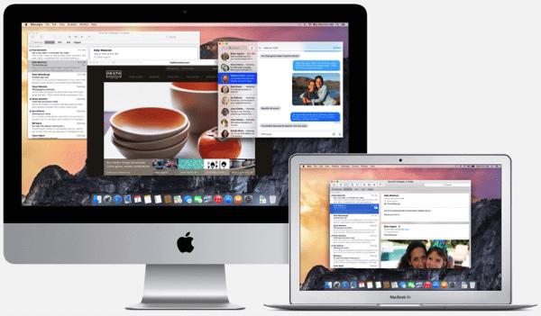 iMac e MacBook Air - MacBook Air Retina e desktop 4K devem chegar em outubro junto com o Yosemite