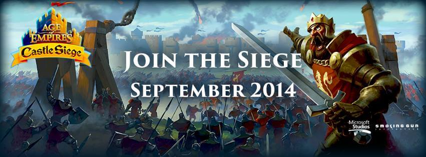 10409229 725613167476092 807792492047435216 n - Age of Empires: Castle Siege para Windows