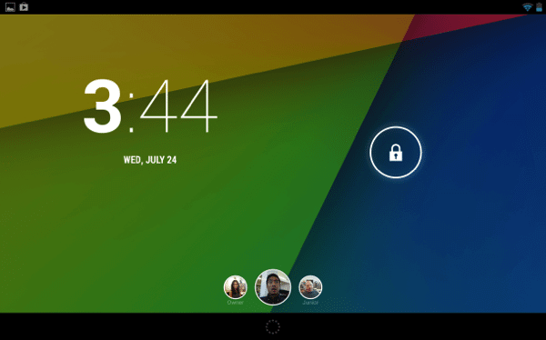 Android Multi Usuario Smartphoen 2 - Android L deverá incluir suporte a múltiplos usuários em telefones