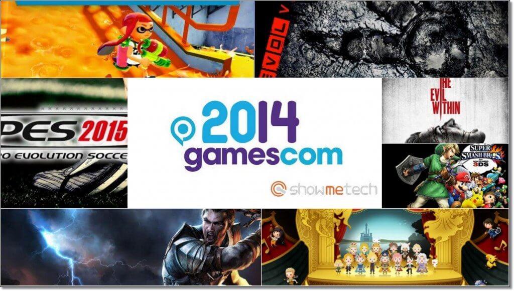 Gamescom Awards 2014