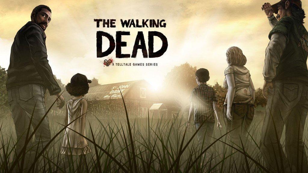 The Walking Dead humble bundle