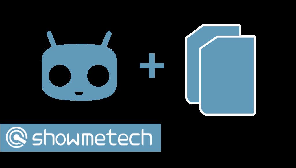 CyanogenMod Dual Sim - ShowMeTech