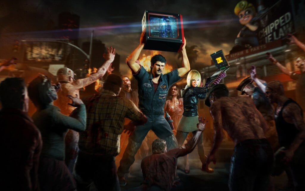 DR3 - Dead Rising 3: Apocalypse Edition chega hoje aos PCs pelo Steam