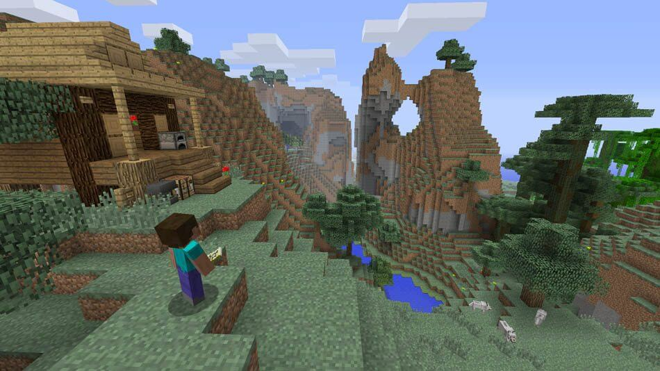 Minecraft - Xbox One e PlayStation 4 recebem versões de Minecraft