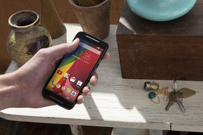 Moto G Hero Lifestyle Shot - Hands-on: Confira o que muda no novo Moto G