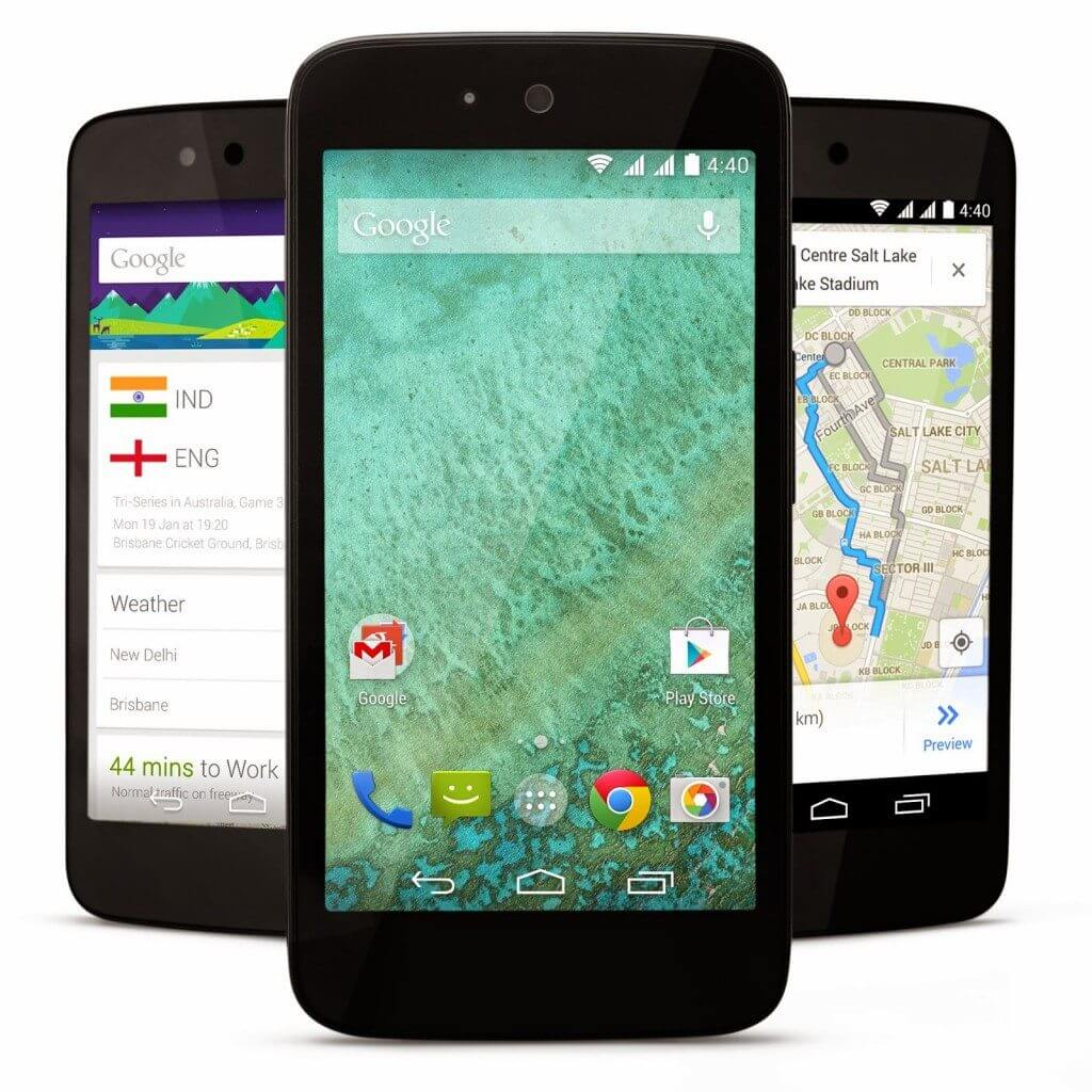 android one - Google revela os primeiros smartphones Android One