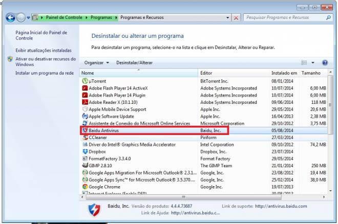 Baidu-antivirus-remover