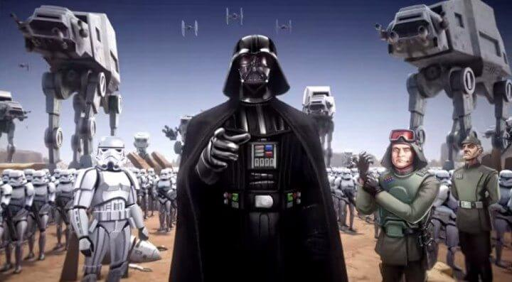 darkside1 720x397 - Darth Vader é confirmado oficialmente em novo filme de Star Wars