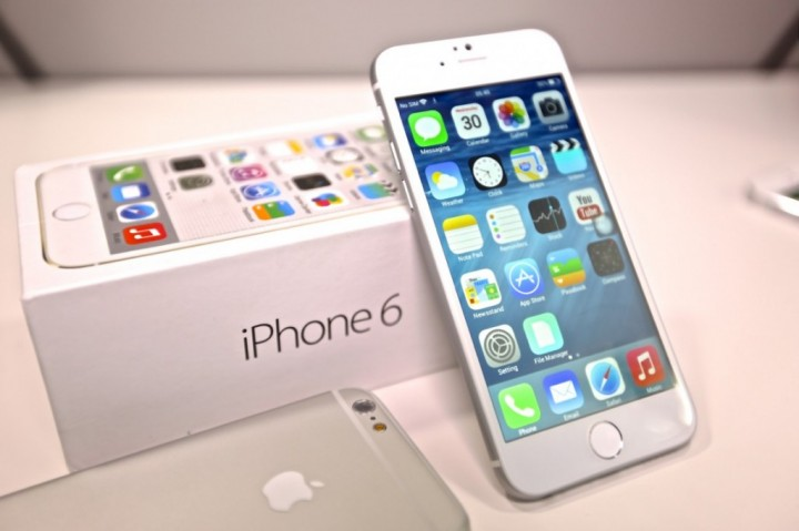 iphone 6 plus ios 8 0 1 erro 720x479 - Apple pede desculpas por problemas com iOS 8