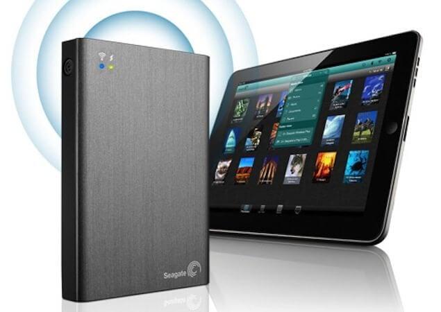Review: HD Wireless Plus da Seagate