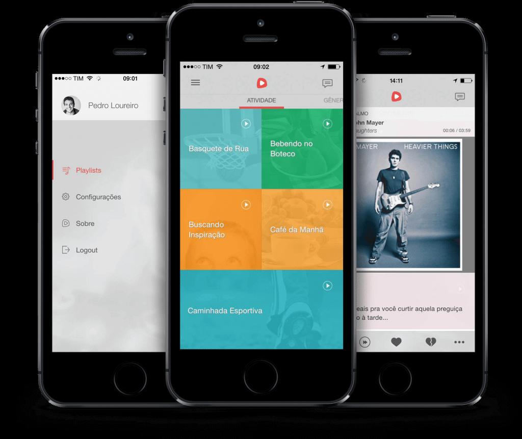 sp app ios v02 - Superplayer estreia versão 4.0 com novo design no iPhone