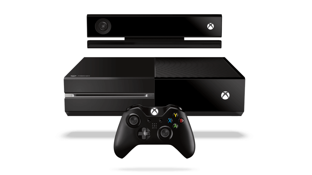 xboxone dayone consle sensr controllr f transbg rgb 2013 - Atualização para o Xbox One traz novos recursos