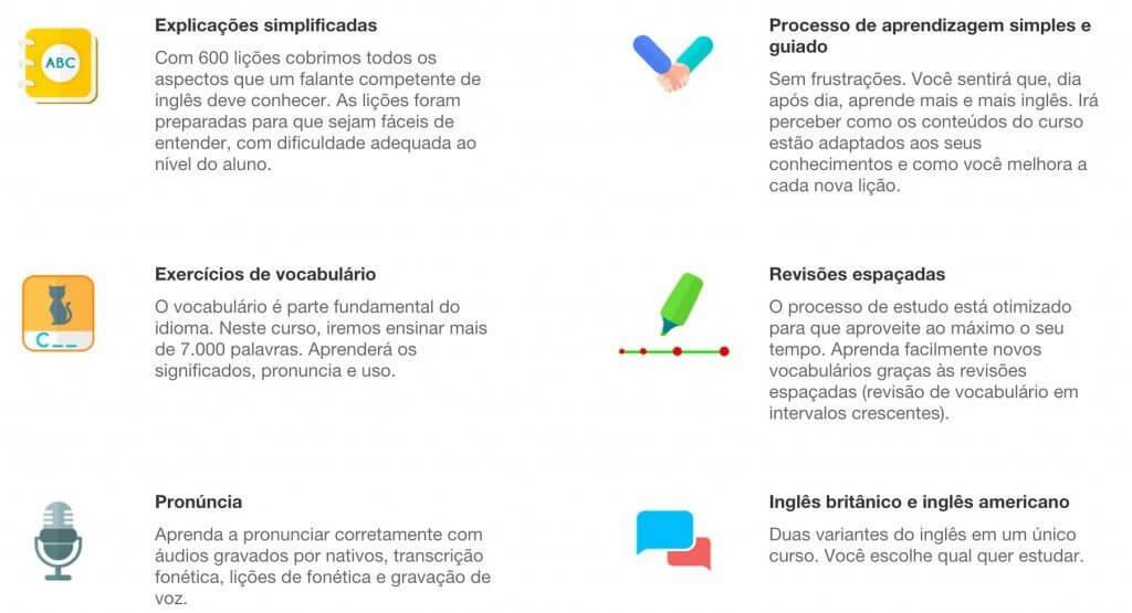 app wlingua dicas - Aprenda inglês com o aplicativo Wlingua