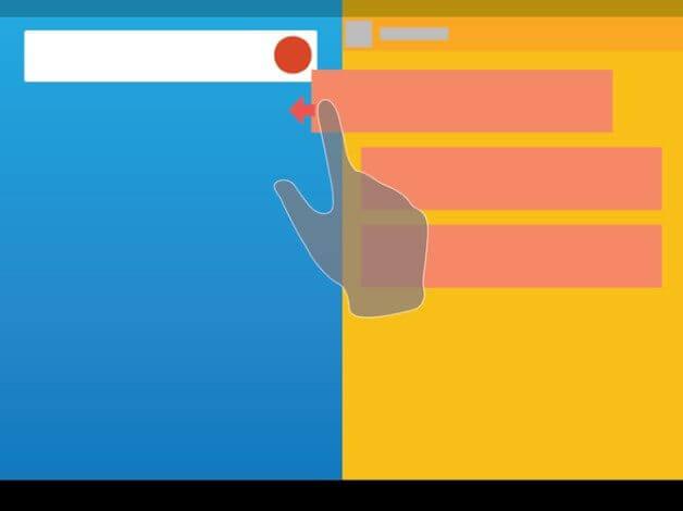 google faz experiencias com o modo multi janela para android 2 - Google faz experiências com o modo multi-janela para Android