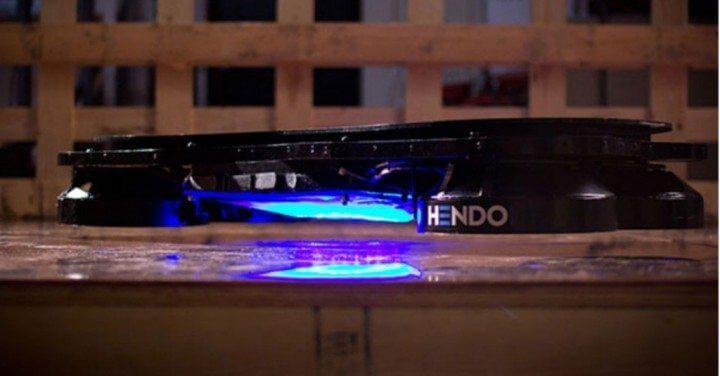 Hendo Hoverboard skate voador de volta para o futuro back to the future II (8)