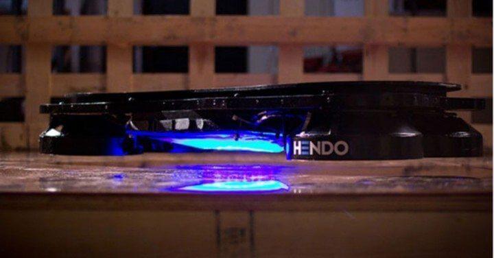 Hendo Hoverboard skate voador de volta para o futuro back to the future II (8)