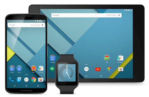 Android L-Devices